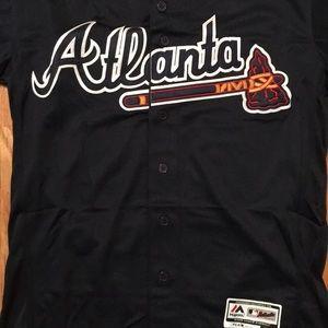Shirts - Atlanta Braves #13 Acuna Jr. jersey